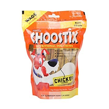 Choostix Chicken Dog Treat 450 gm