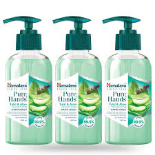 Himalaya Pure Hands Moisturizing Tulsi and Aloe 750 ml