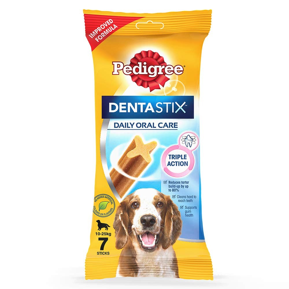 Pedigree Dentastix Medium Breed 180 gm