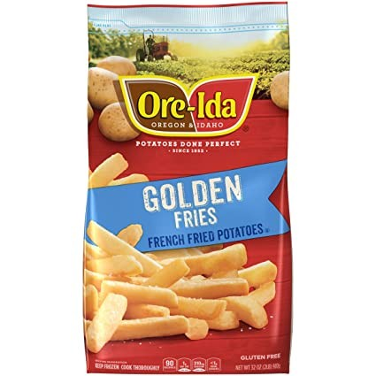 Total Frozen - French Fries 400 gm