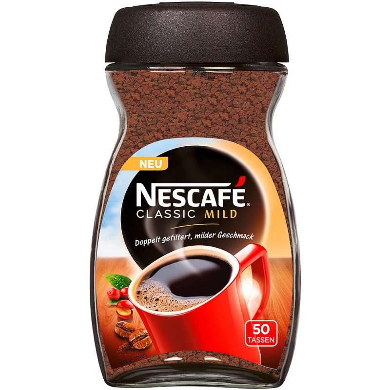 Nescafe Coffee 50 gm