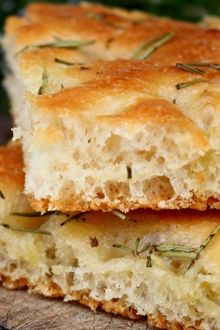 Patisserie Foccacia Bread 200 gm